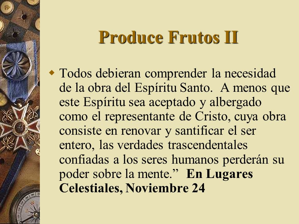 Produce Frutos II