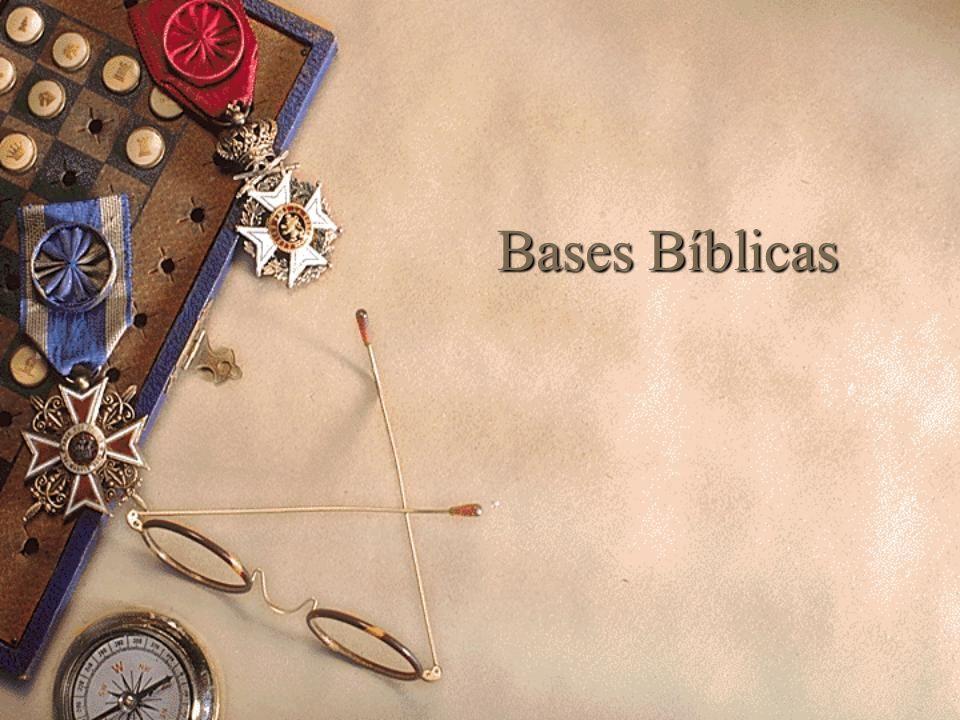 Bases Bíblicas