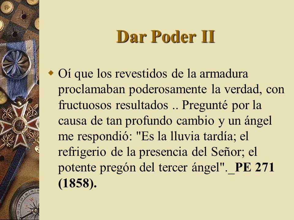 Dar Poder II