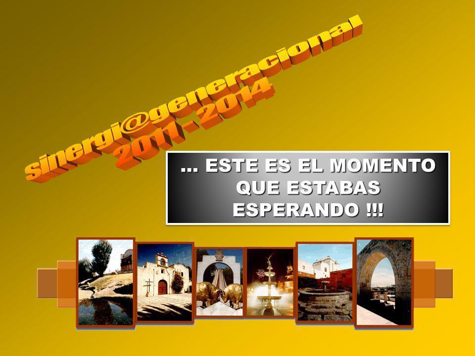 … ESTE ES EL MOMENTO QUE ESTABAS ESPERANDO !!!
