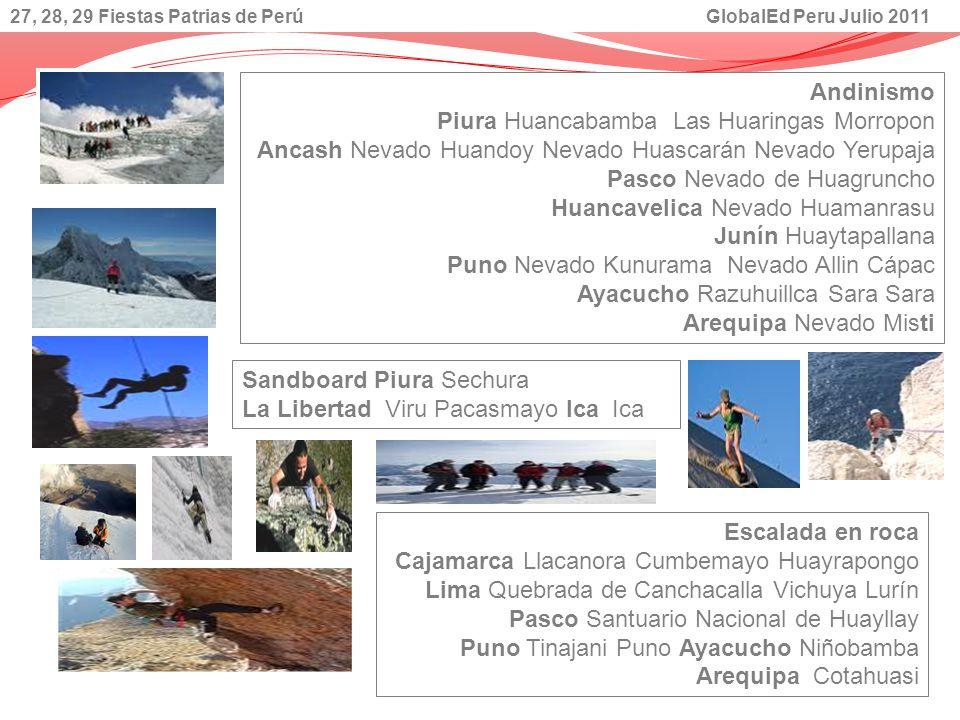 Piura Huancabamba Las Huaringas Morropon