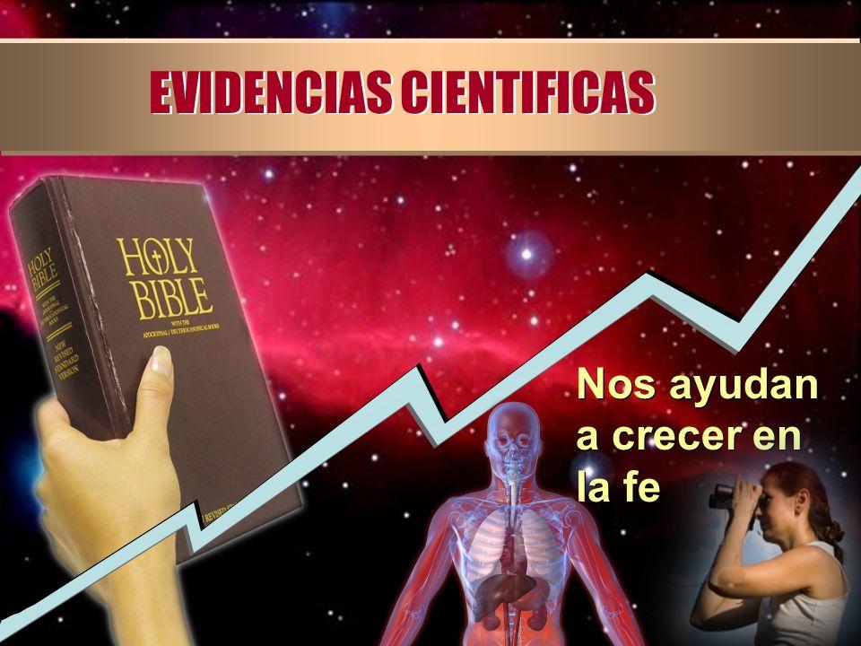 EVIDENCIAS CIENTIFICAS