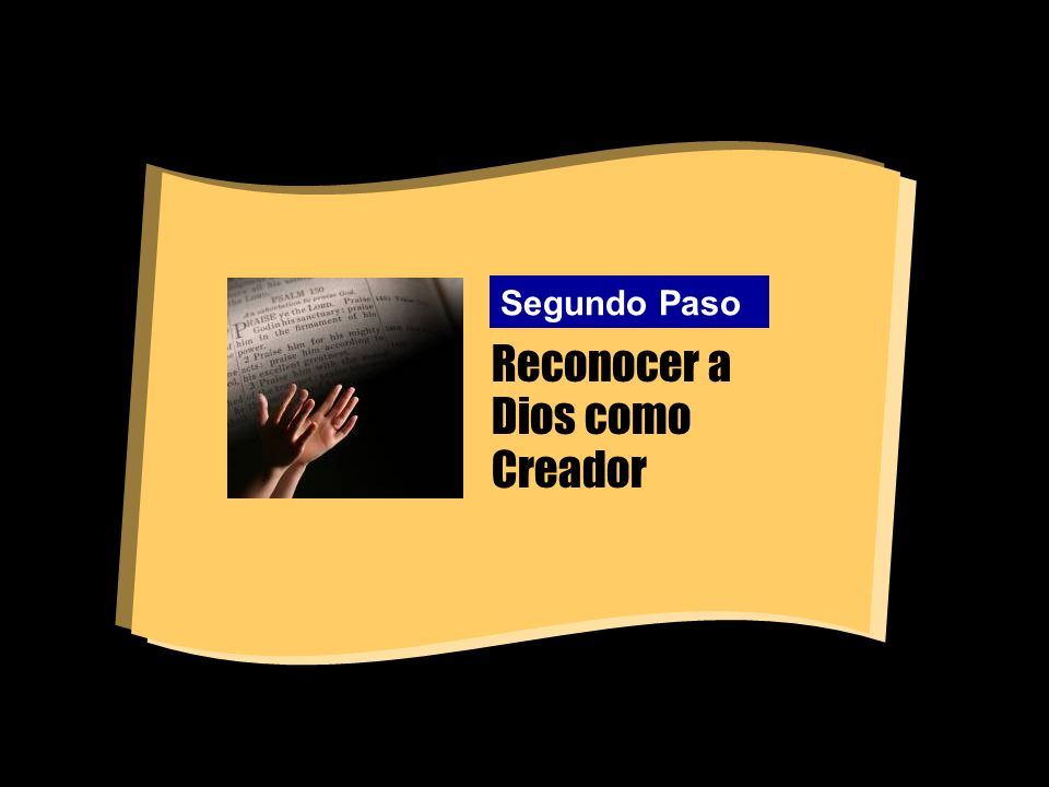 Reconocer a Dios como Creador