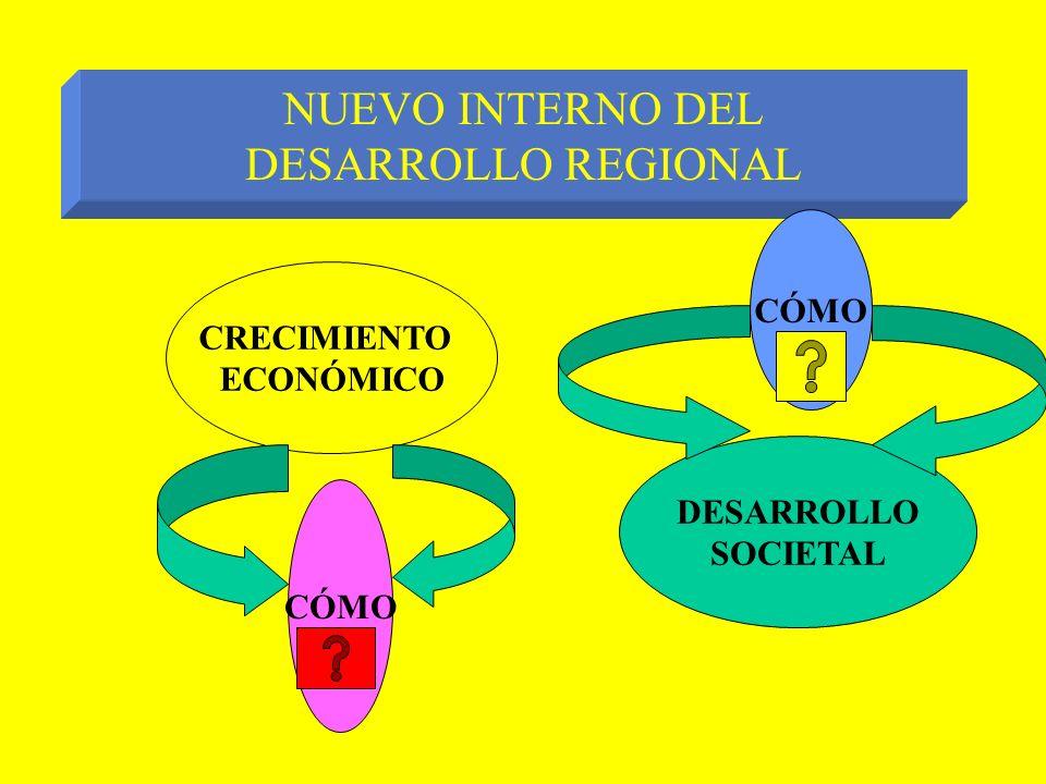 NUEVO INTERNO DEL DESARROLLO REGIONAL