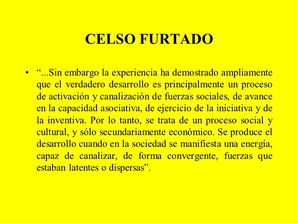 CELSO FURTADO