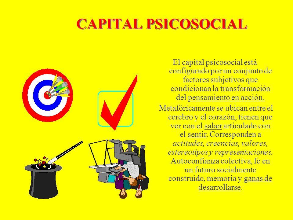 CAPITAL PSICOSOCIAL