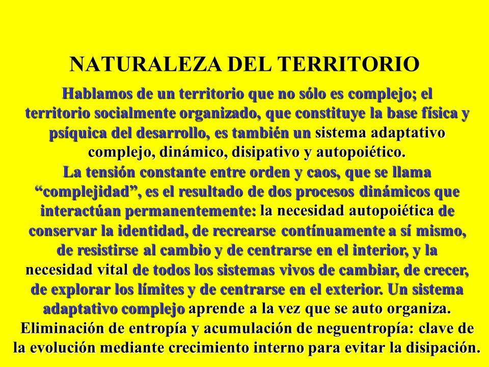 NATURALEZA DEL TERRITORIO