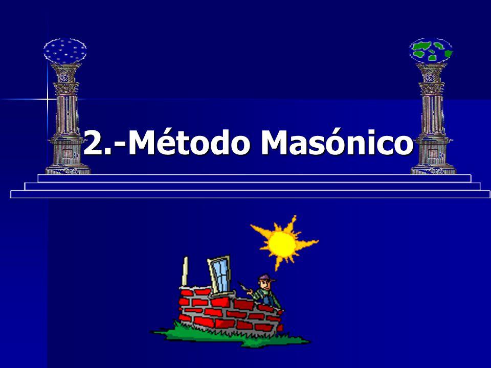 2.-Método Masónico