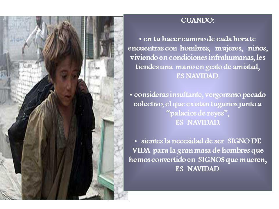 CUANDO: