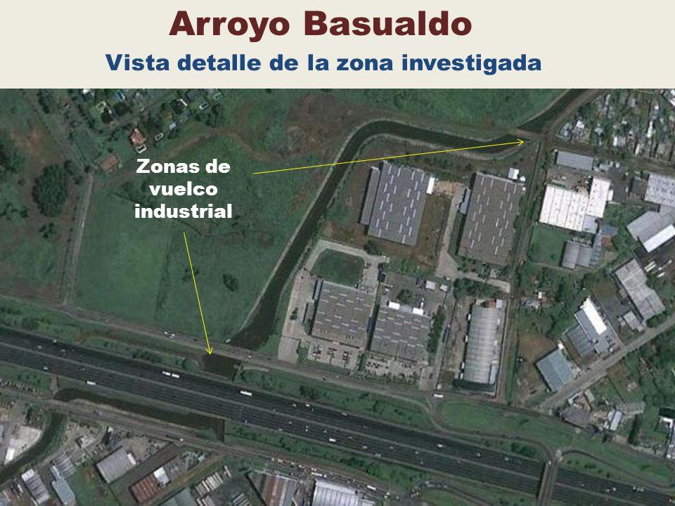 Zonas de vuelco industrial