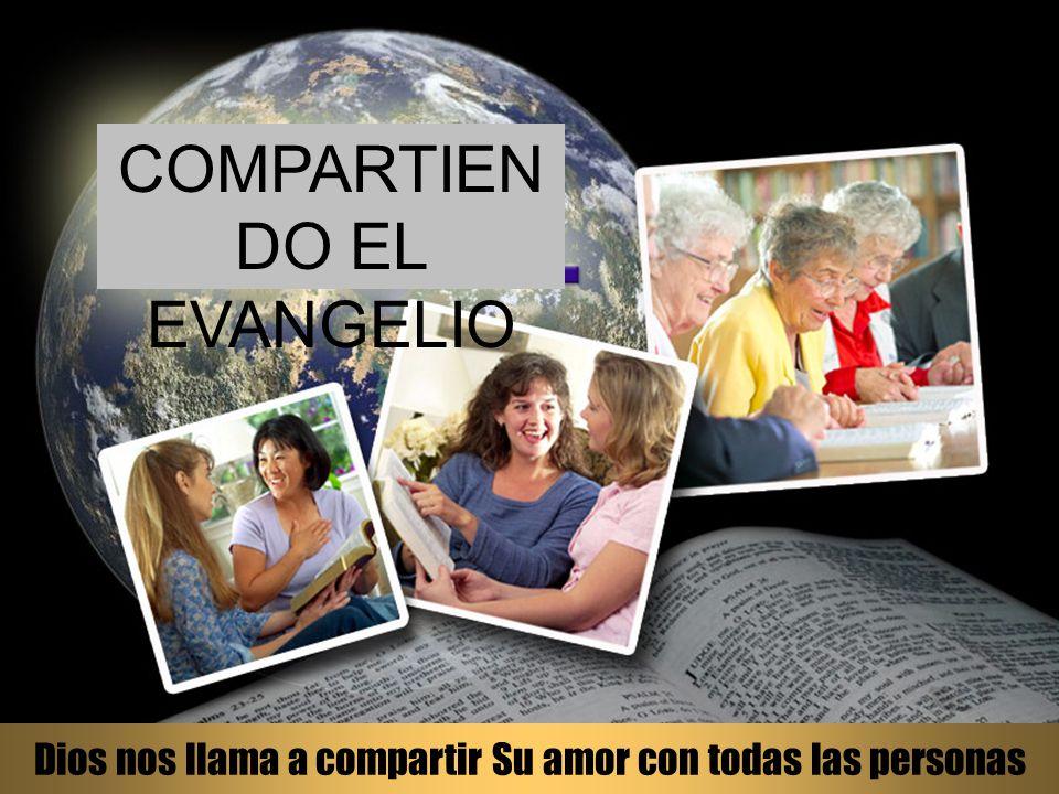 COMPARTIENDO EL EVANGELIO