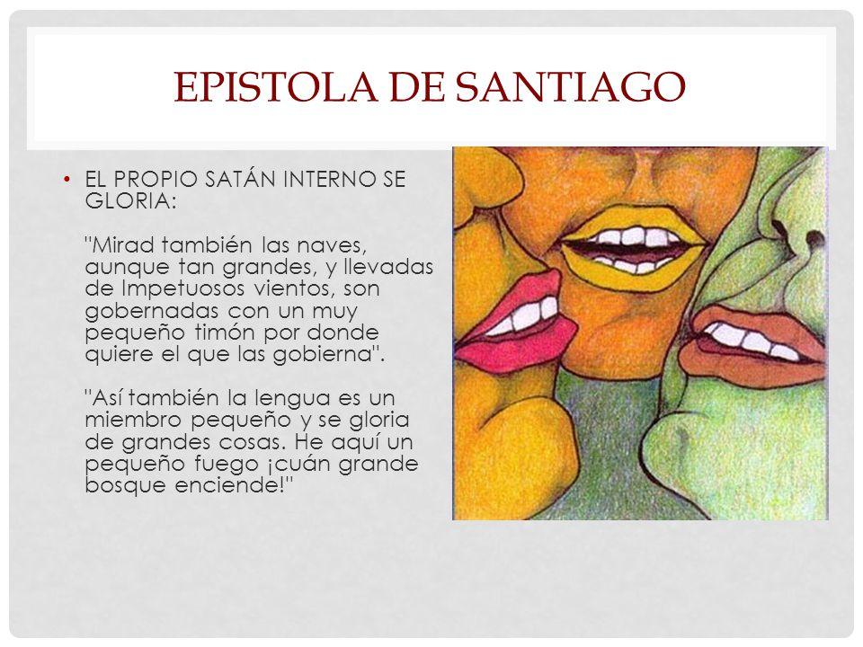 EPISTOLA DE SANTIAGO