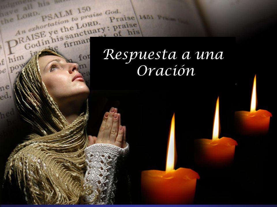 Respuesta a una Oración