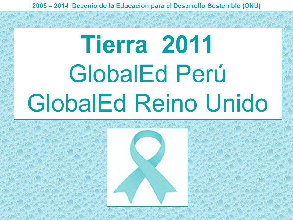 GlobalEd Perú GlobalEd Reino Unido