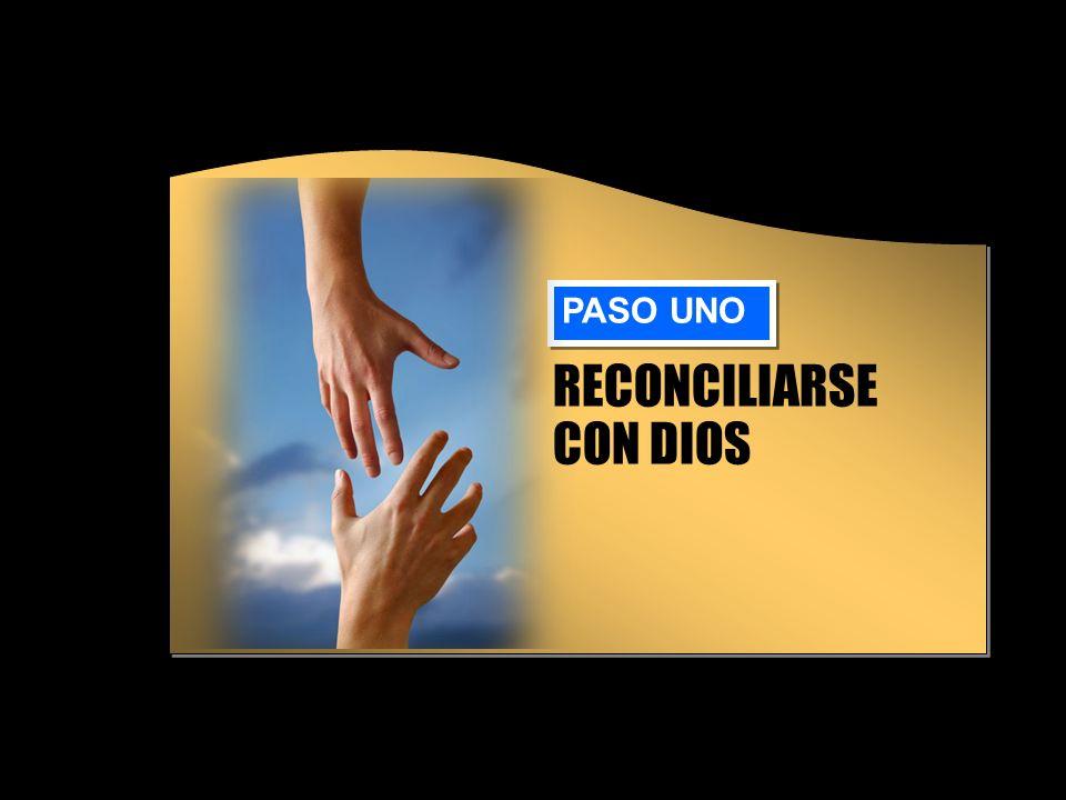 RECONCILIARSE CON DIOS