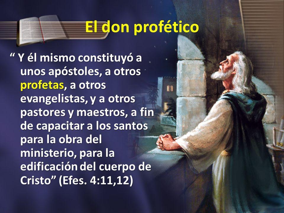 El don profético
