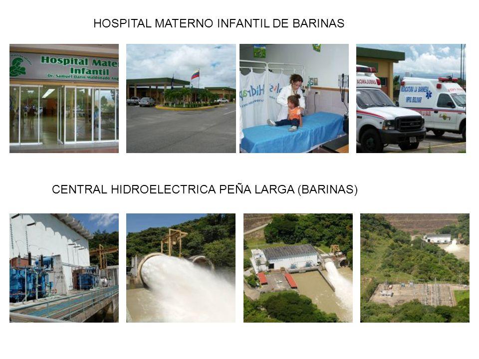 HOSPITAL MATERNO INFANTIL DE BARINAS