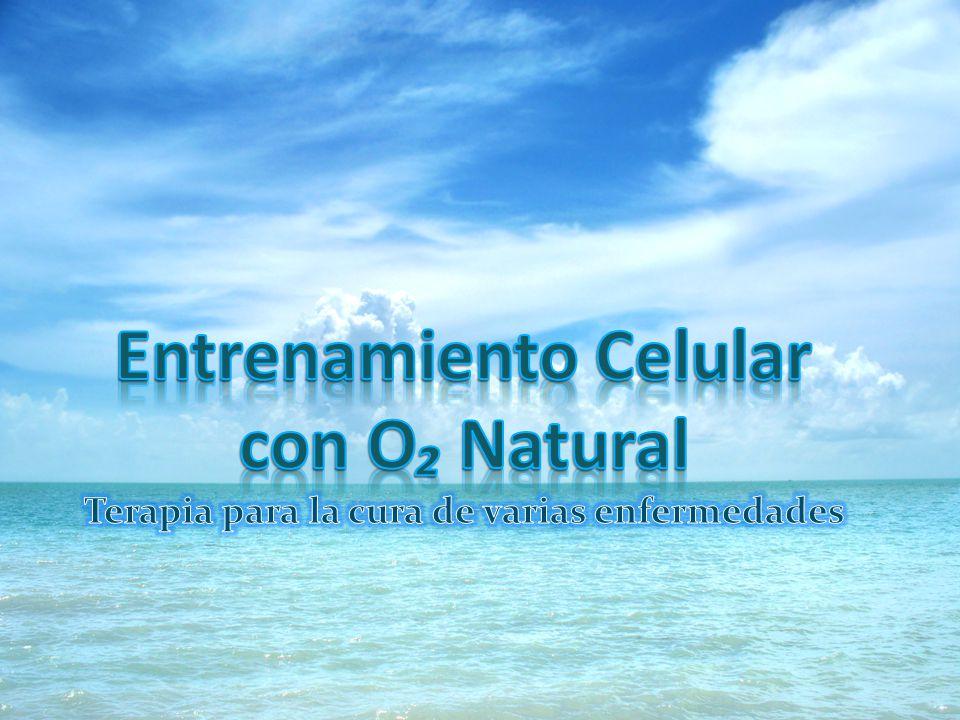 Entrenamiento Celular con O₂ Natural