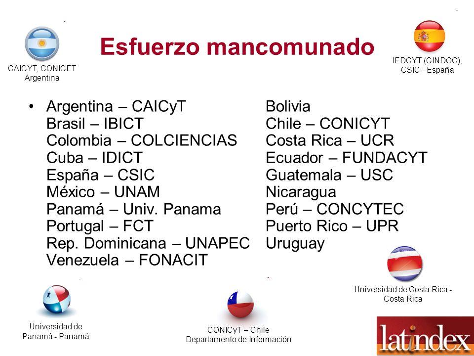 IEDCYT (CINDOC), CSIC - España