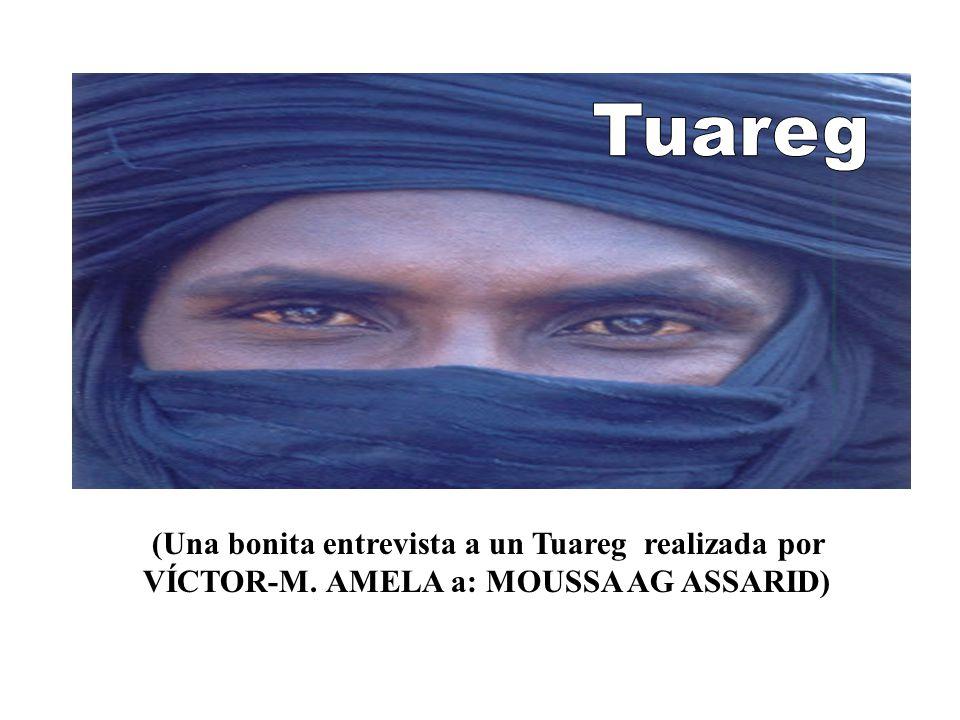 Tuareg (Una bonita entrevista a un Tuareg realizada por