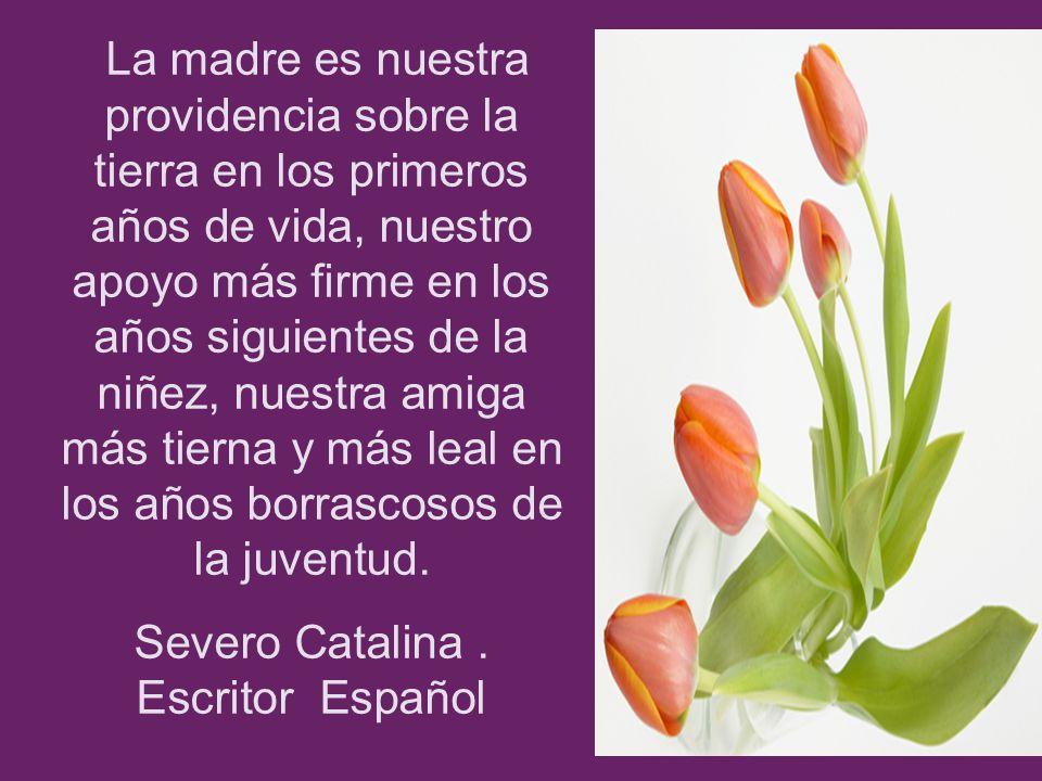 Severo Catalina . Escritor Español