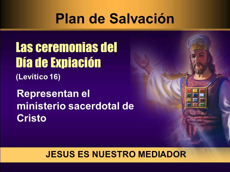 JESUS ES NUESTRO MEDIADOR