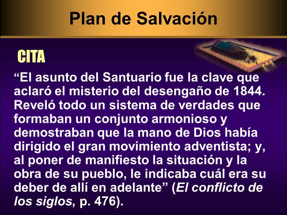 Plan de Salvación CITA.