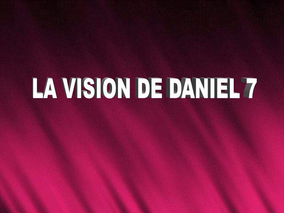 LA VISION DE DANIEL 7