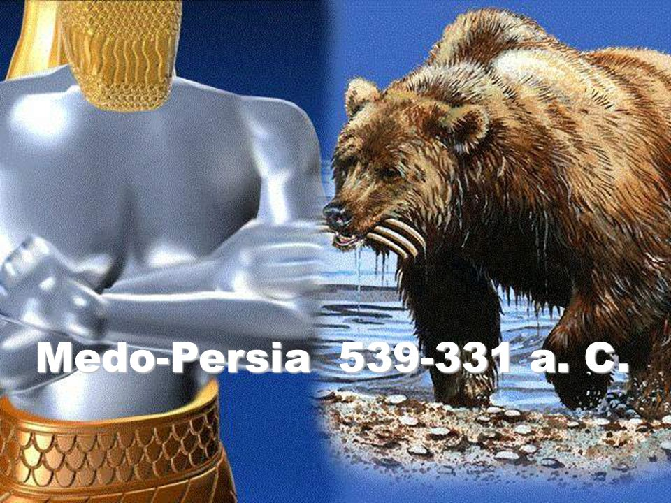 Medo-Persia 539-331 a. C.