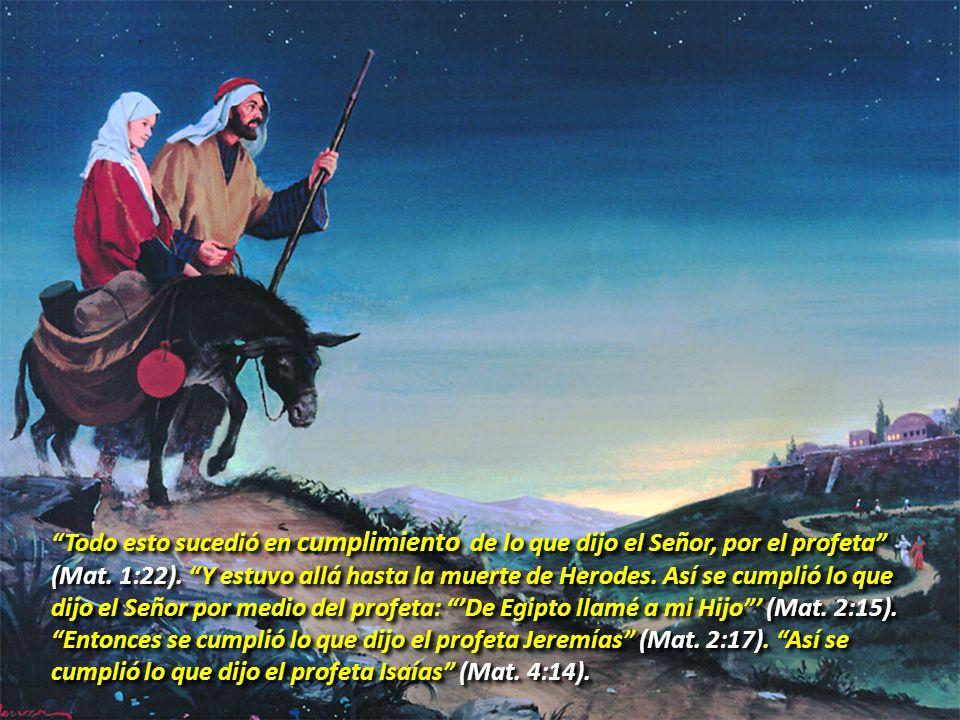 Consideremos las Siguientes Declaraciones Bíblicas: