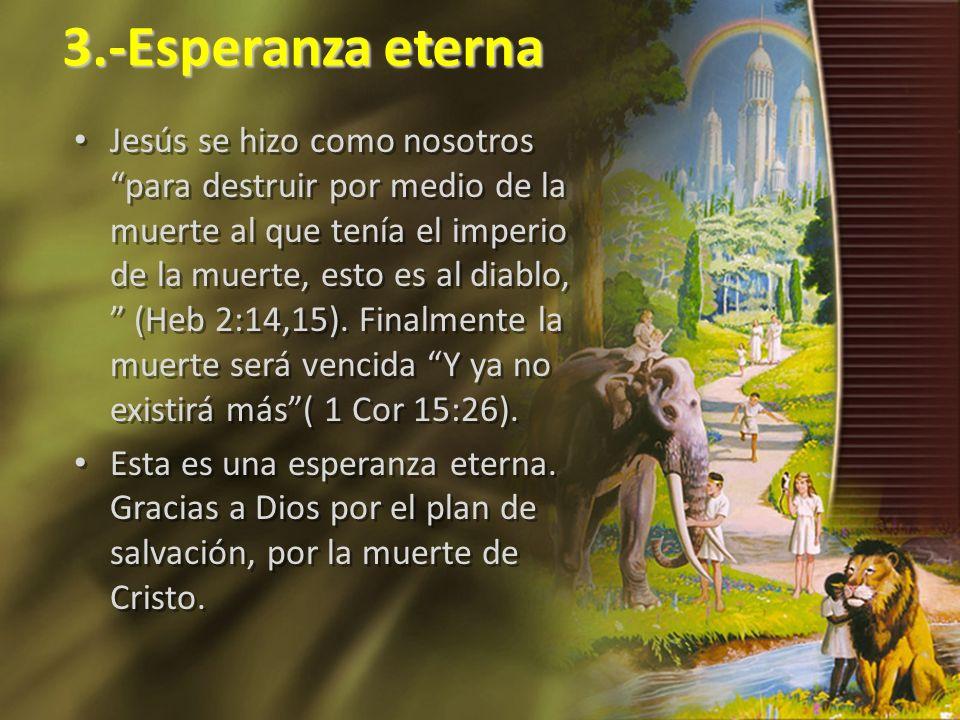 3.-Esperanza eterna