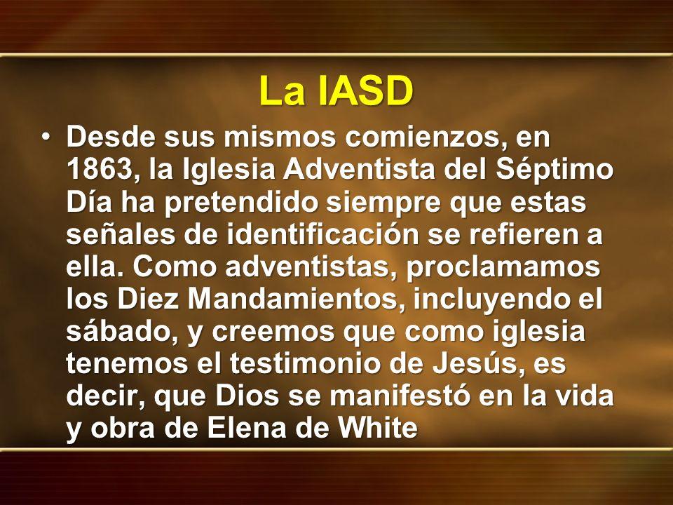 La IASD
