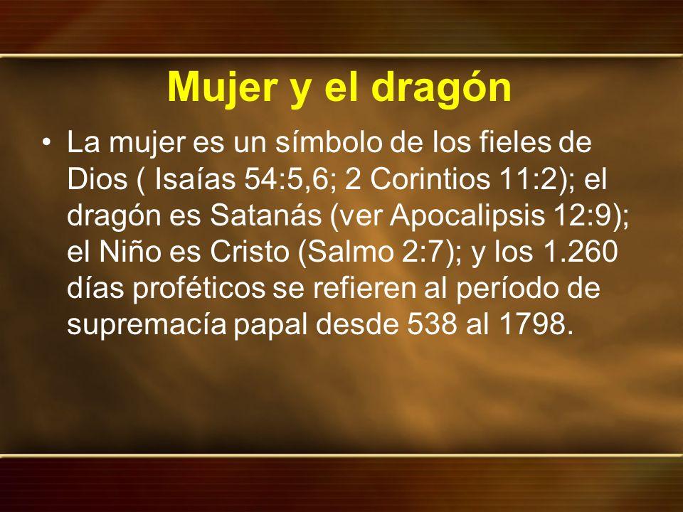 Mujer y el dragón