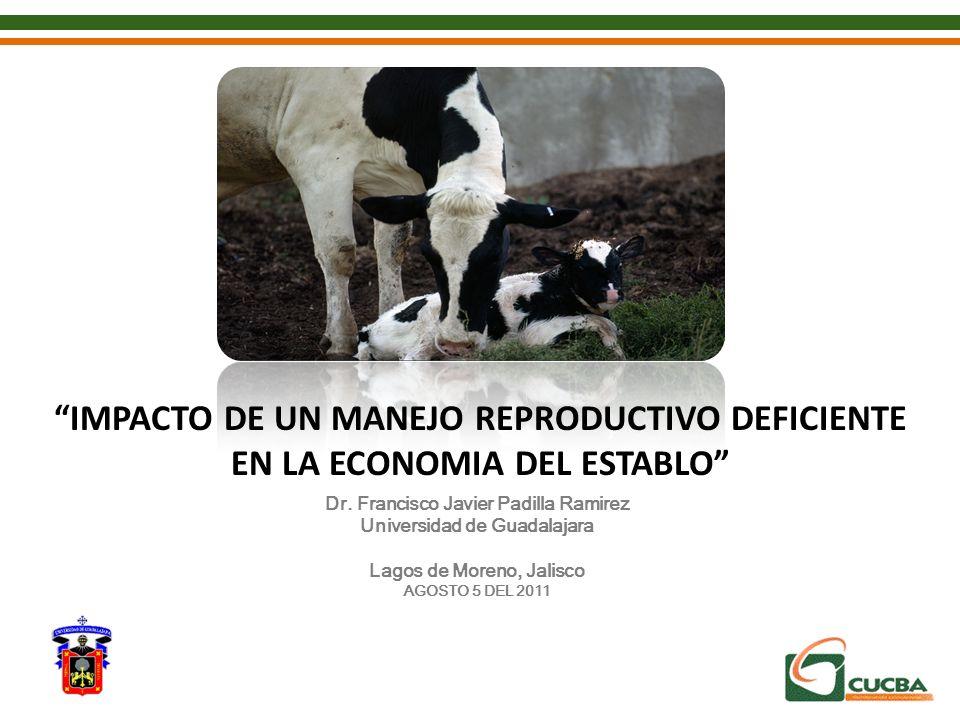 IMPACTO DE UN MANEJO REPRODUCTIVO DEFICIENTE