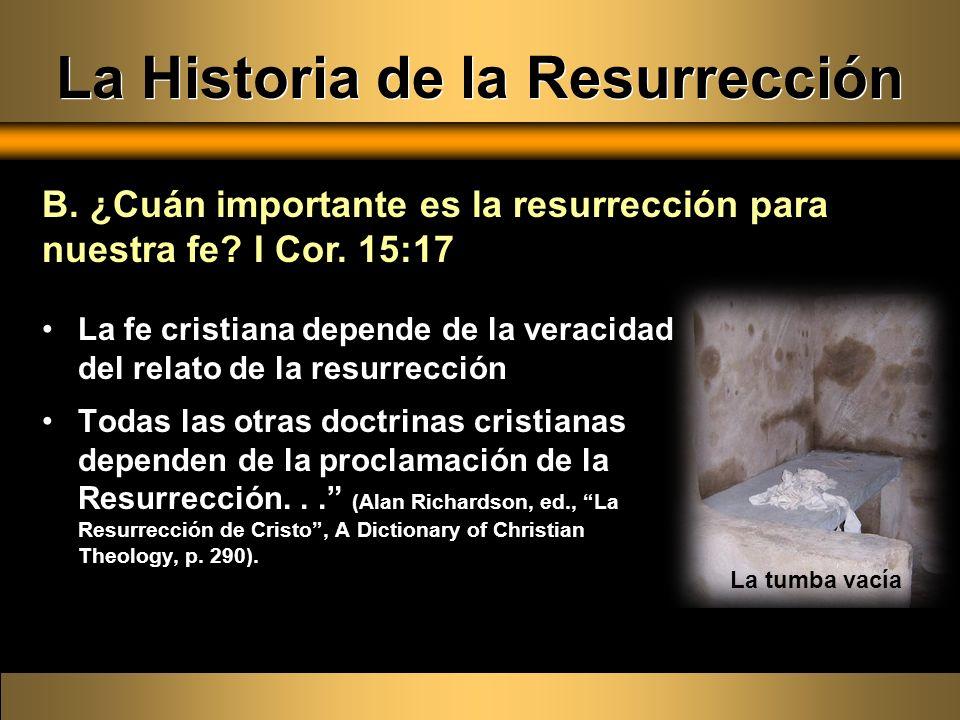 La Historia de la Resurrección