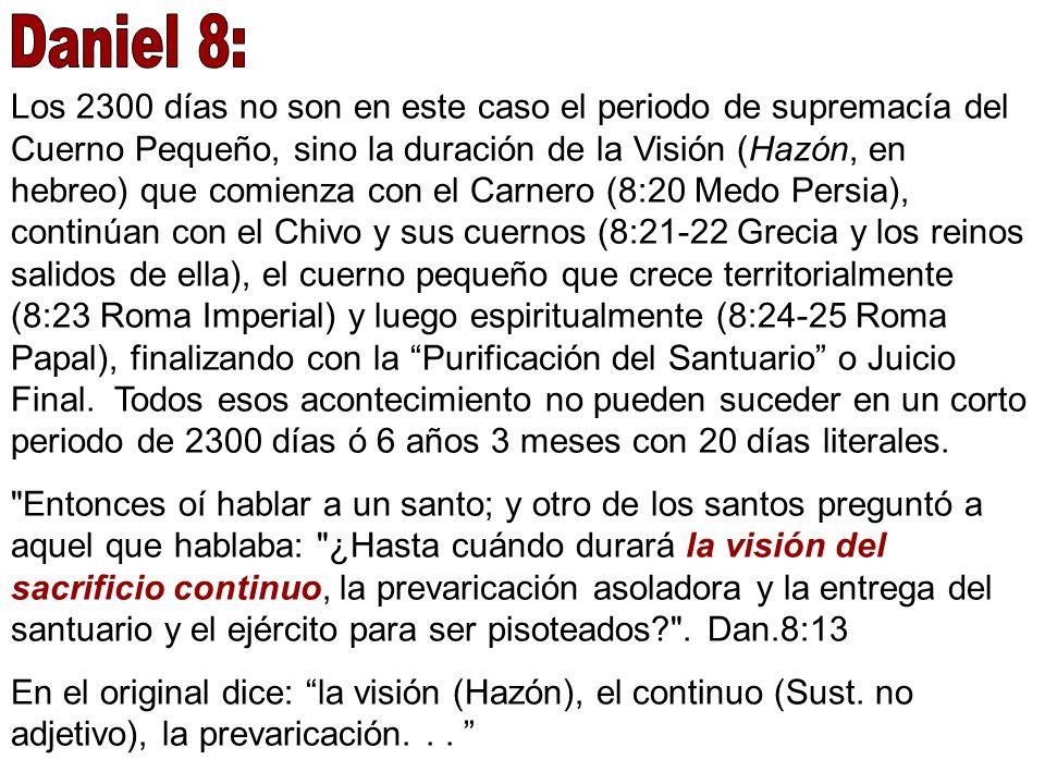 Daniel 8: