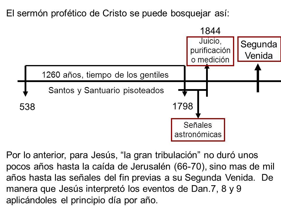 1844 Juicio, purificación o medición