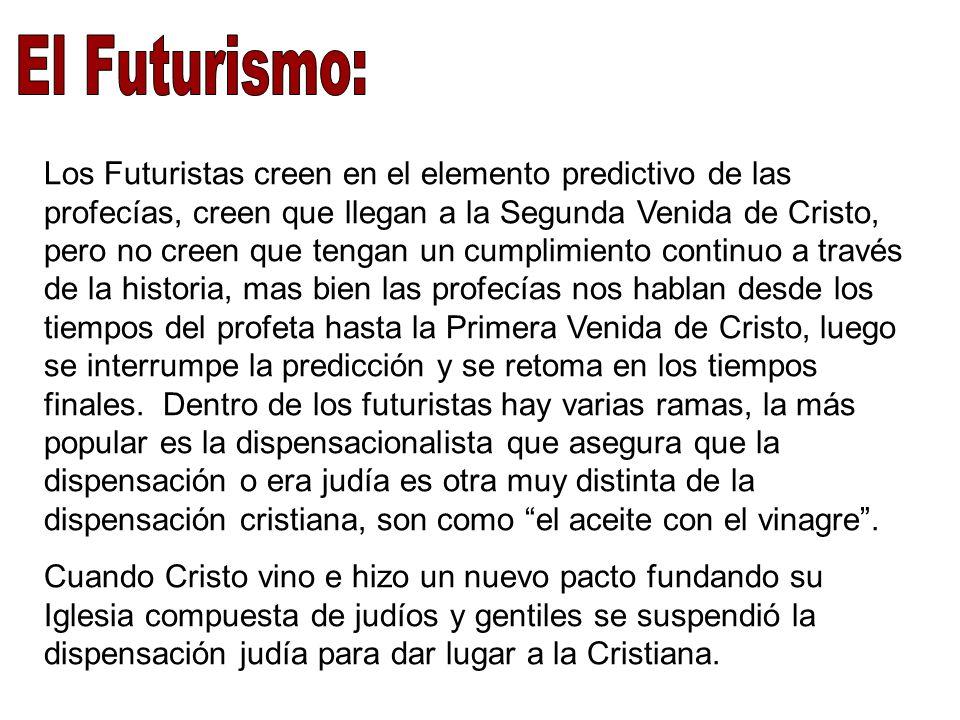 El Futurismo: