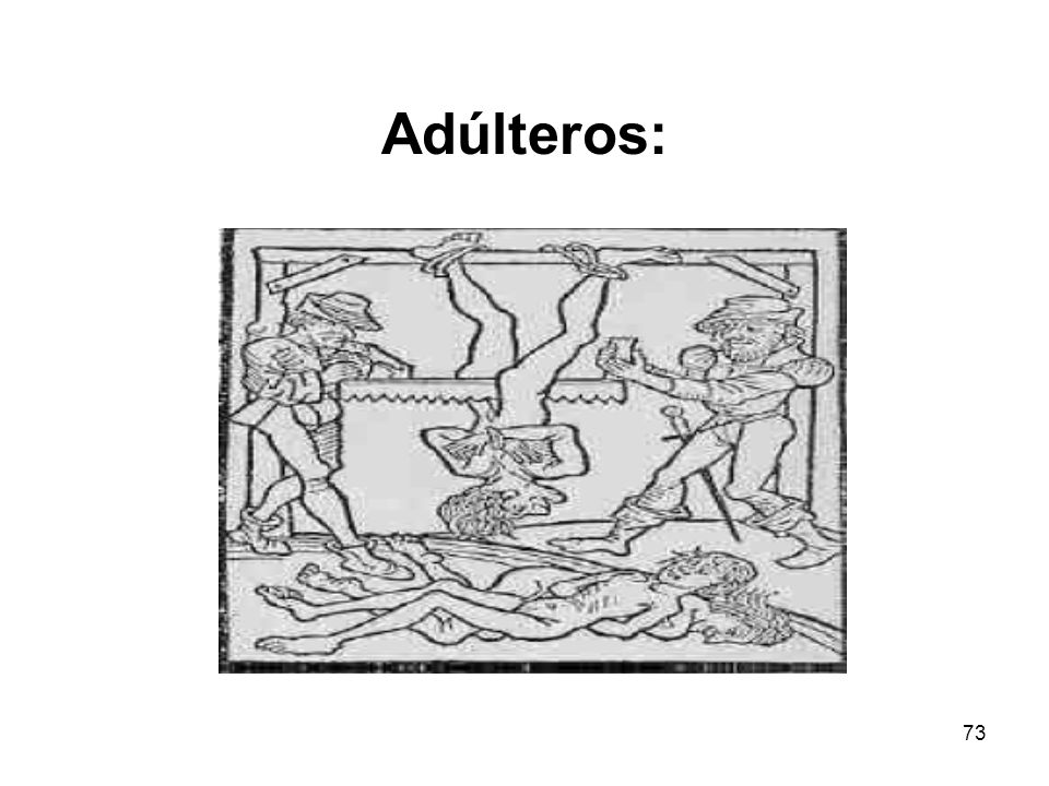 Adúlteros: