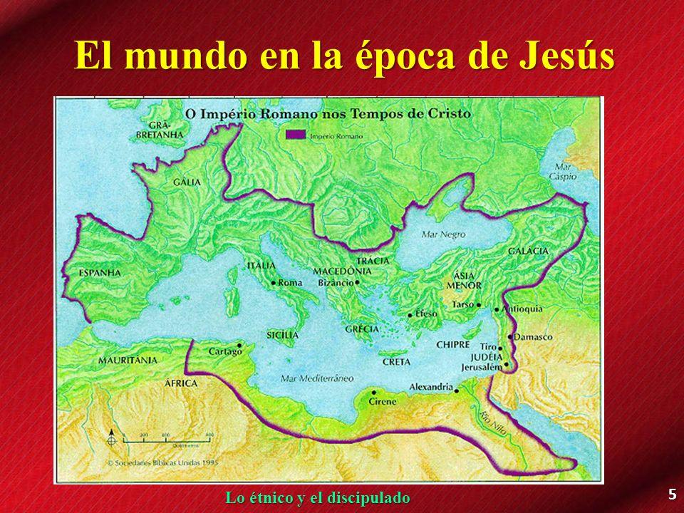 El mundo en la época de Jesús