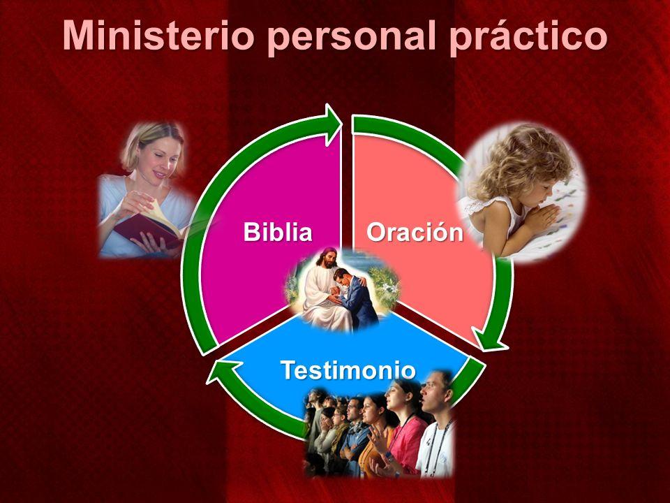 Ministerio personal práctico