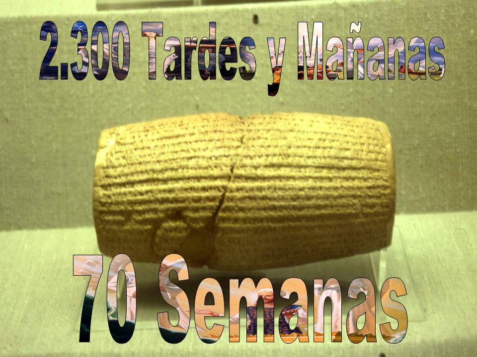 2.300 Tardes y Mañanas 70 Semanas