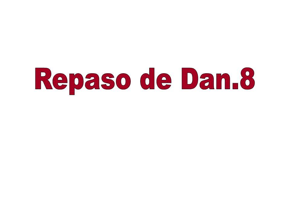Repaso de Dan.8