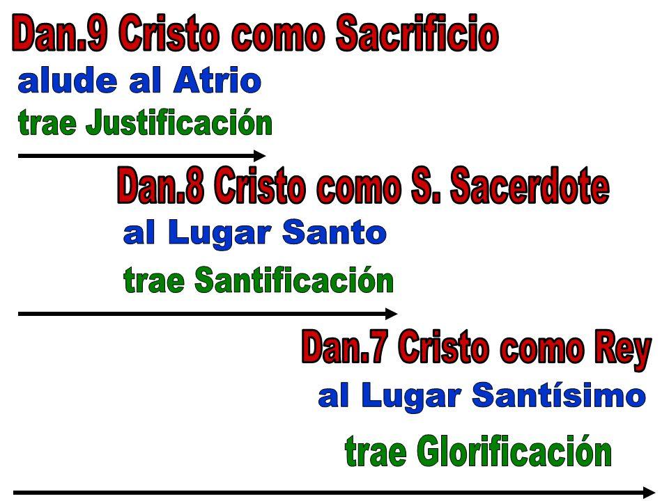 Dan.9 Cristo como Sacrificio