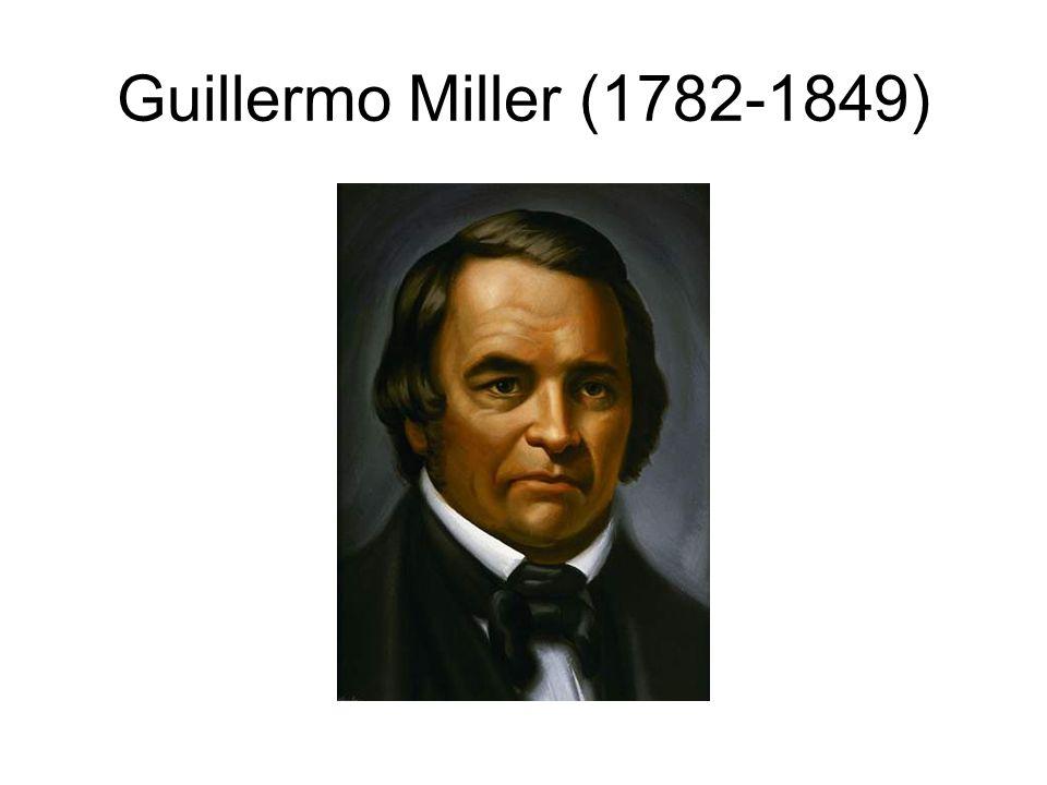 Guillermo Miller (1782-1849)