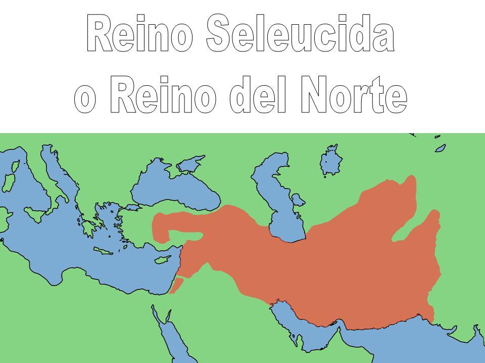 Reino Seleucida o Reino del Norte