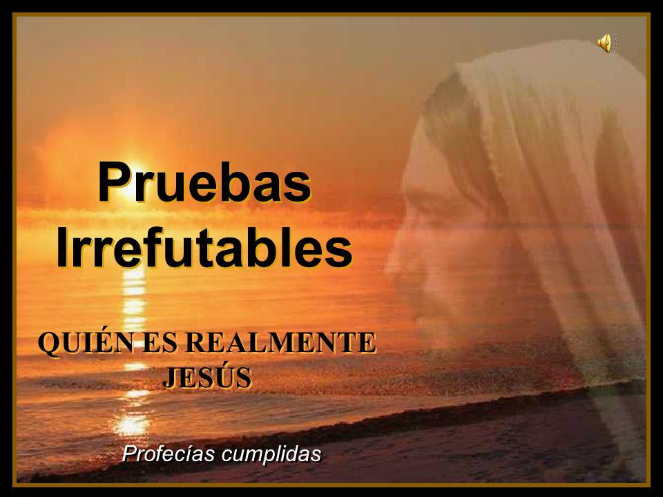 QUIÉN ES REALMENTE JESÚS