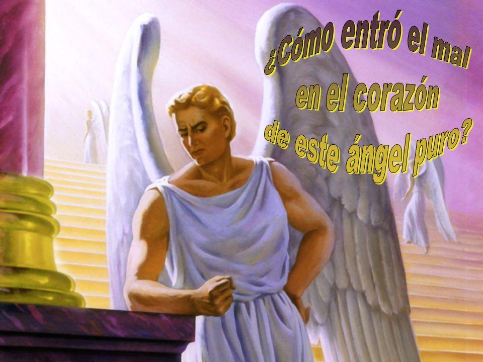¿Cómo entró el mal en el corazón de este ángel puro