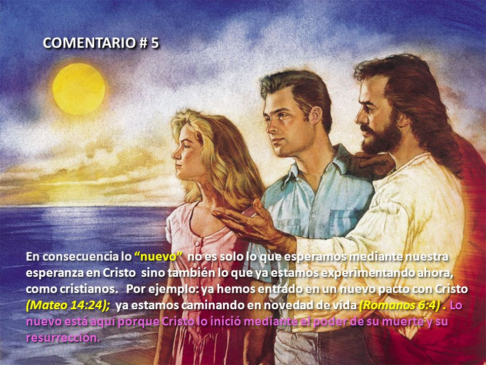 COMENTARIO # 5