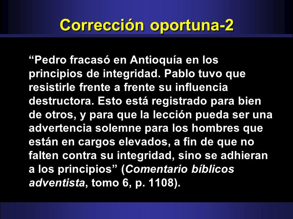 Corrección oportuna-2